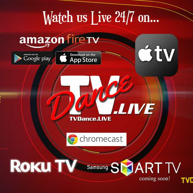 TV Dance Live – Golden Star Dancesport